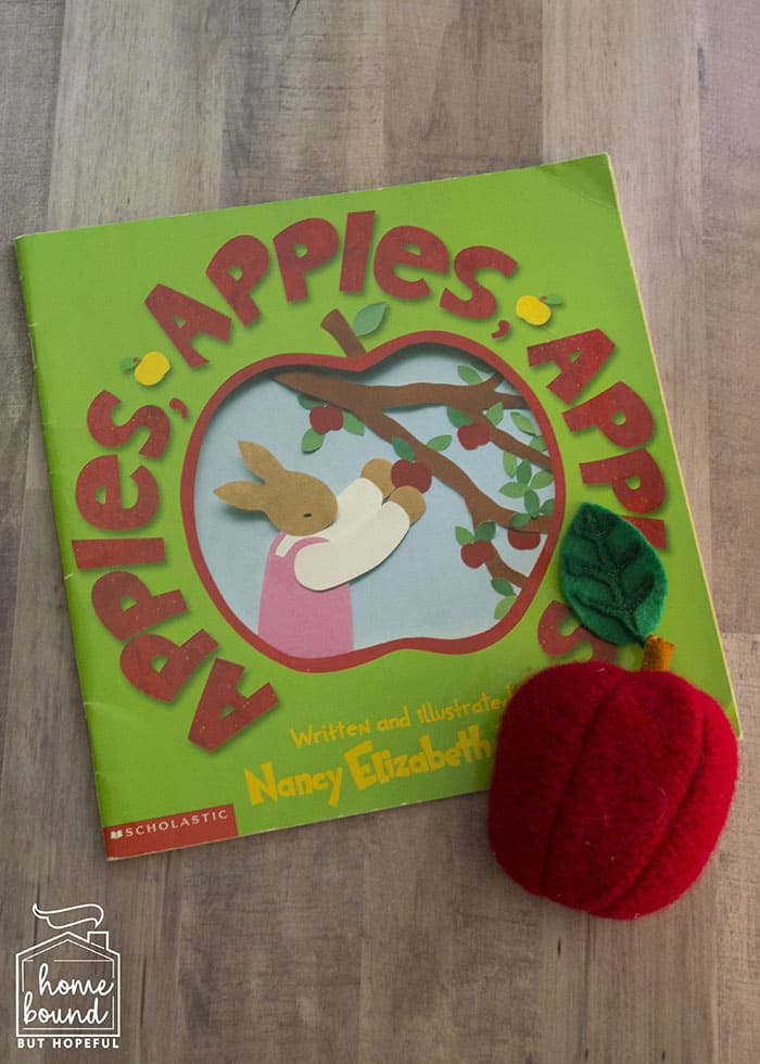 Apple Picking Story Time- Apples, Apples, Apples