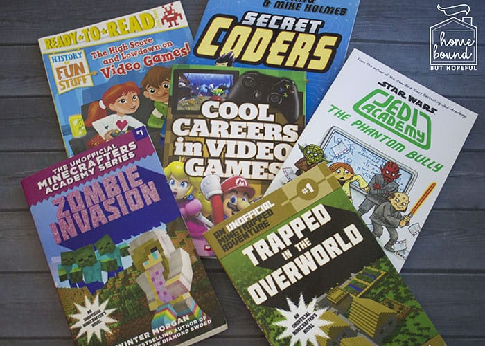 5 Screen Time Choices- Screen Time Books