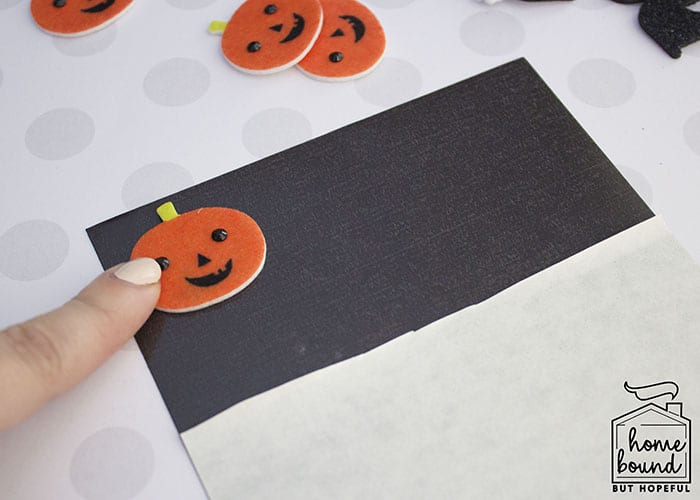 Halloween Counting Board Books- Magnetic Play DIY