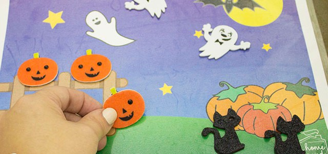 Counting With Halloween Board Books At Story Time