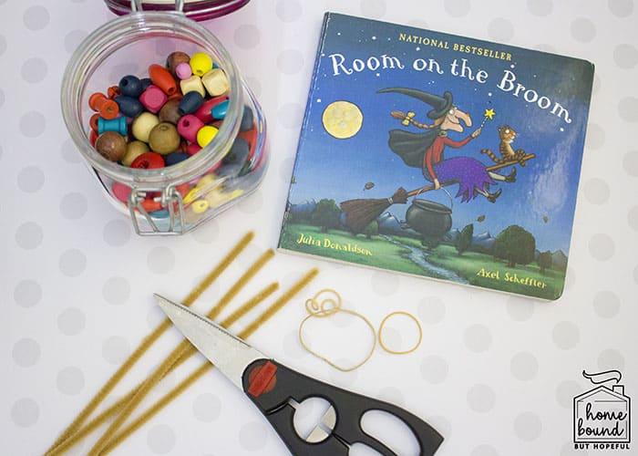 Room On The Broom Fine Motor Craft- Supplies