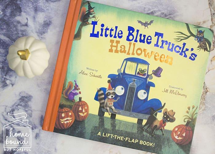 Halloween Costume Story Time- Little Blue Truck Halloween