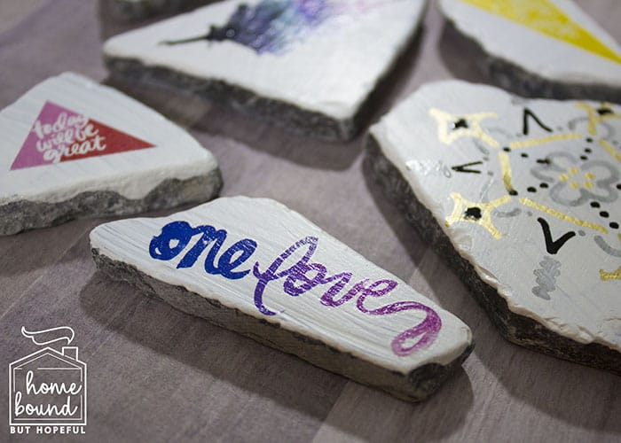 Rock Painting Story Time- Easy Rock Art Ideas