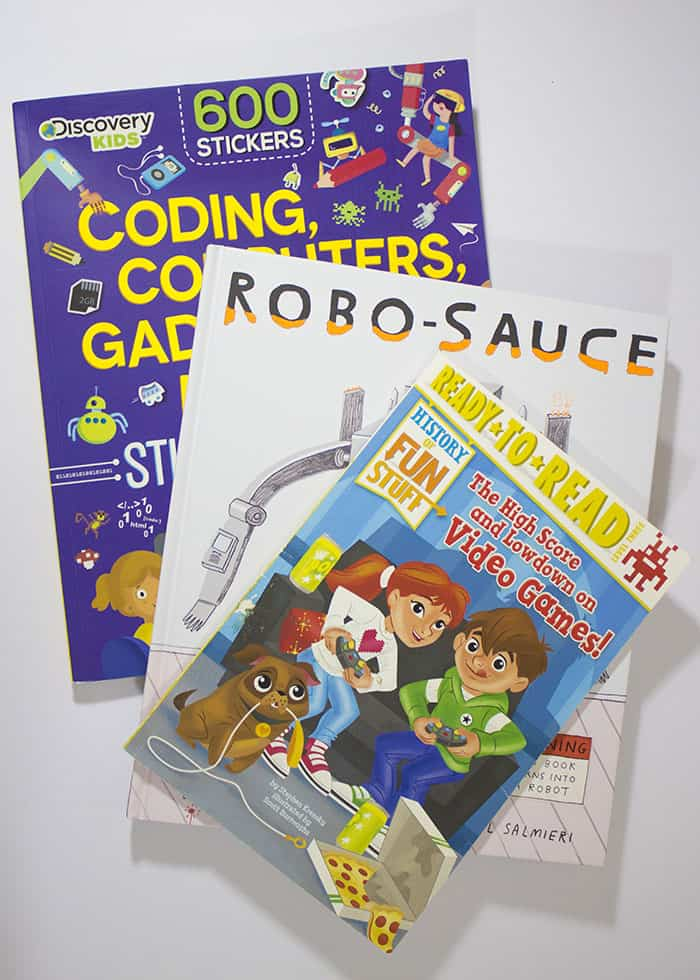 Gamer Gadget Gift Guide- Books