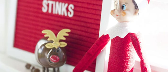5 Fun New Ideas For Your Elf On The Shelf