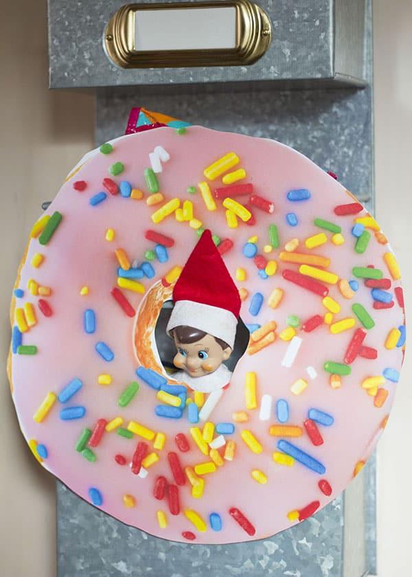 elf-on-the-shelf-in-donut