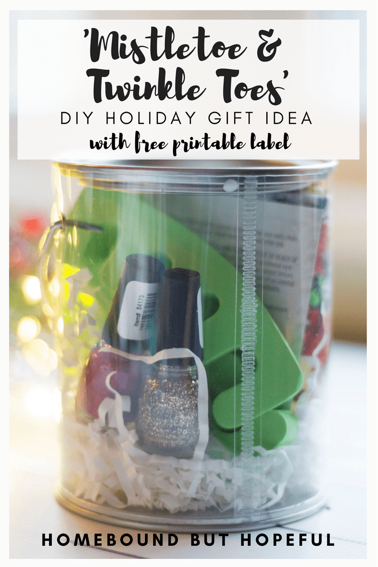3 simple quick diy christmas gift baskets with free printables