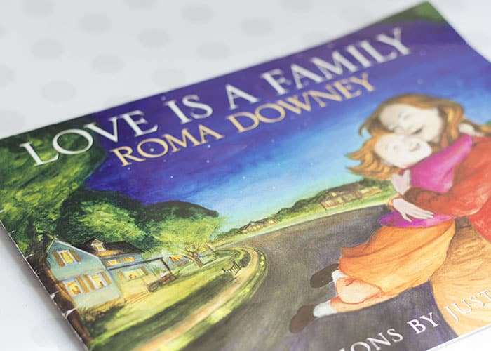 Love Is A Family Book