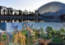 韓國首個巨蛋型玻璃溫室「巨濟Jungle Dome」成新人氣景點