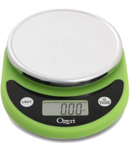 Ozeri ZK14-L Pronto Digital Multifunction Kitchen and Food Scale