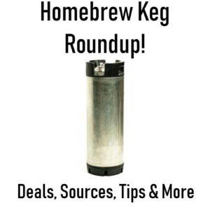 homebrew kegs