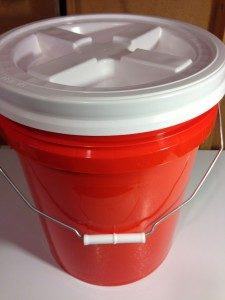 Hands On Review: Gamma Seal Lids for Homebrew Grain Storage