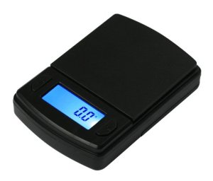 Fast Weigh M-600 Digital Pocket Scale, Black, 600 X 0.1 G