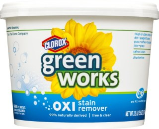 GreenWorks Oxi Stain Remover, 56 Ounce