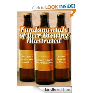Fundamentals of Beer Brewing Illustrated Kindle Edition