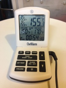 Hands On Review: ThermoWorks ChefAlarm Thermometer and Timer