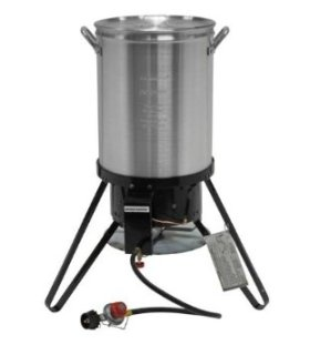 Brinkmann 815-4001-S Turkey Fryer