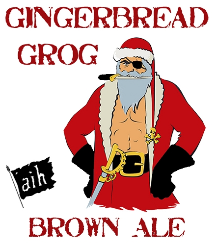 Gingerbread Grog Brown Holiday Ale Extract Kit
