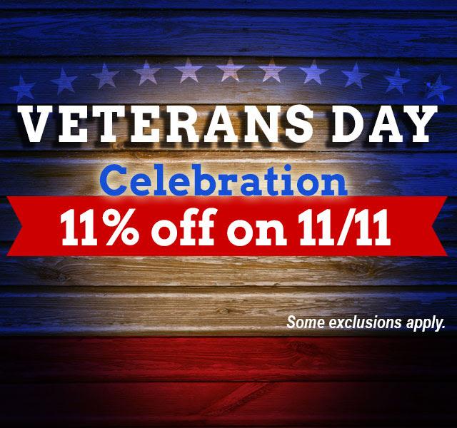 Northern Brewer Veterans Day Sale