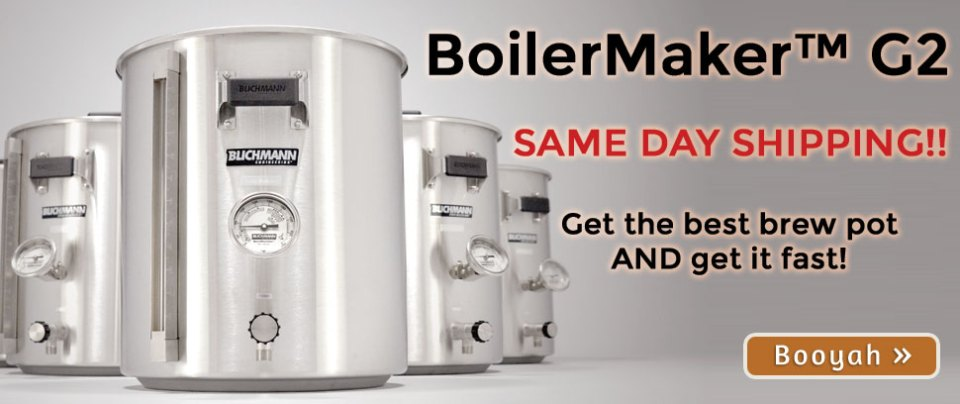 Blichmann Engineering BoilerMaker