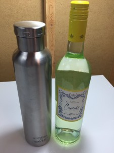 Lifeline 7512 Wine Growler Review