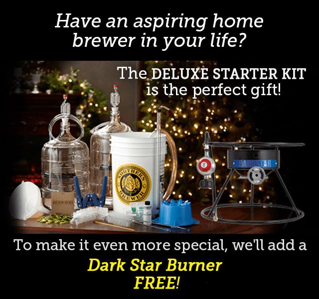 Dark Start Propane Burner Northern Brewer