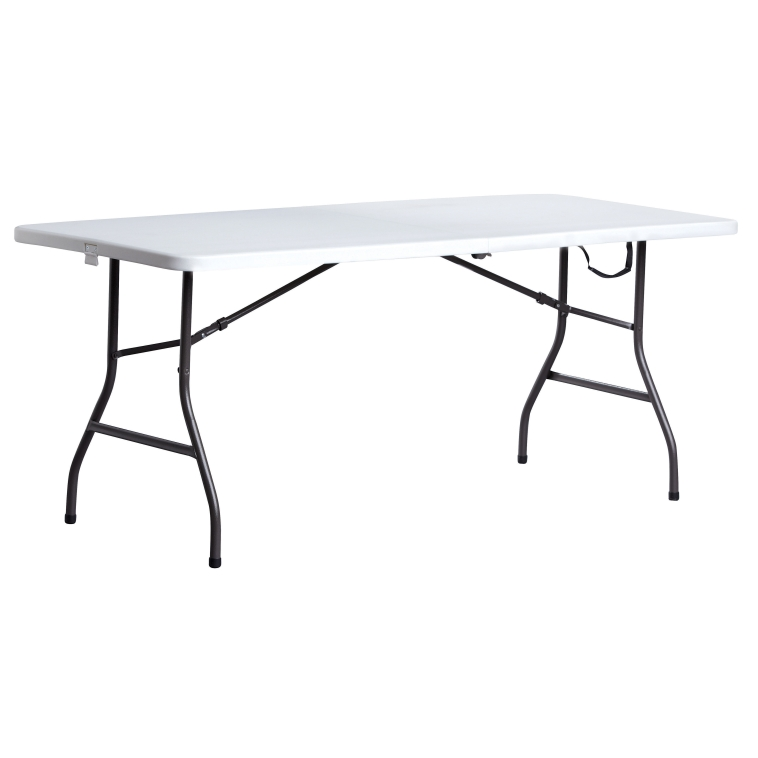 Living Accents 6ft Folding Table