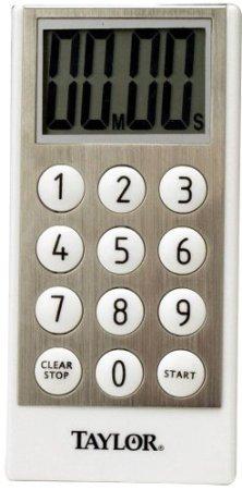 Taylor 5820 10-Key Style Timer