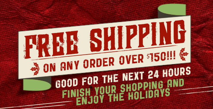 Free Shipping Midwest Supplies