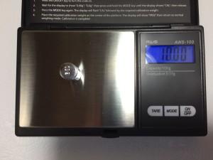 AWS-100 10 gram