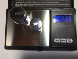 aws-100 gram scale review