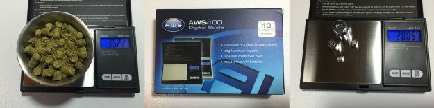 Hands On Review: American Weigh AWS-100 - 100g x 0.01g Digital Scale