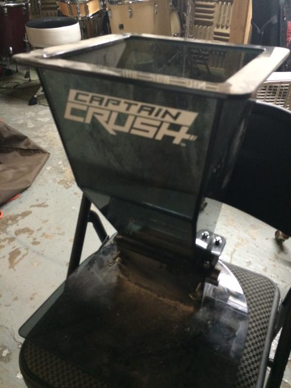 Captain Crush Grain Mill