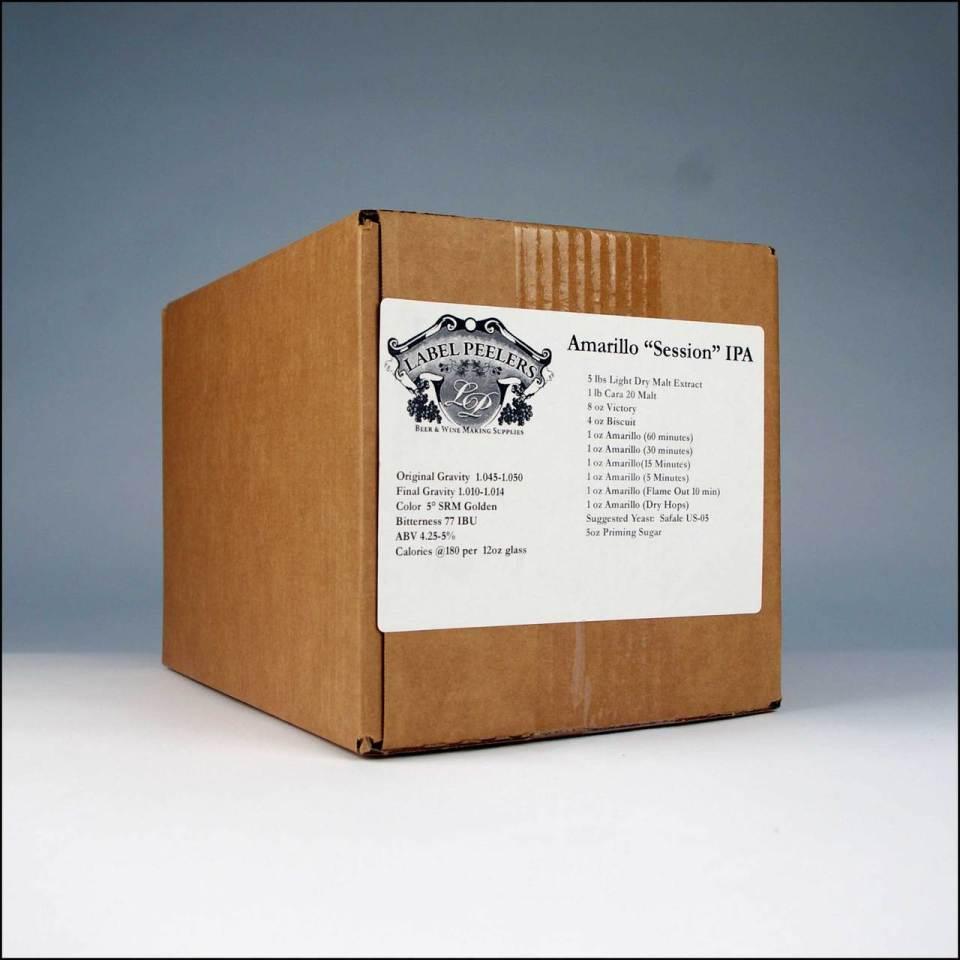 Label Peelers Beer Kit