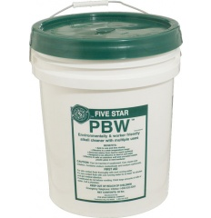 Cleaner - PBW (50 lbs) CL25C