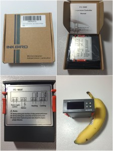 A Look At: ITC-1000 Temperature Controller + PDF Manuals & Build Instructions