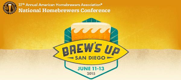 National Homebrewers Conference San Diego Registration NHC