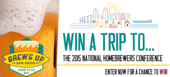 National Homebrewer's Conference San Diego 2015