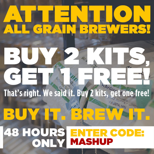 Free All Grain Northern Brewer