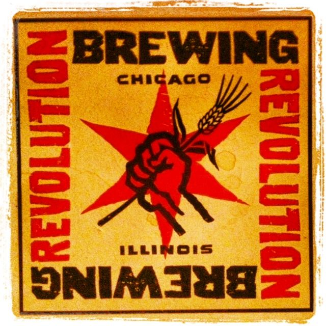 Revolution Brewing Company Used Whiskey Barrels