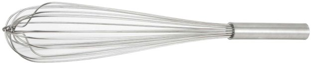 Winco Stainless Steel French Whip, 24-Inch
