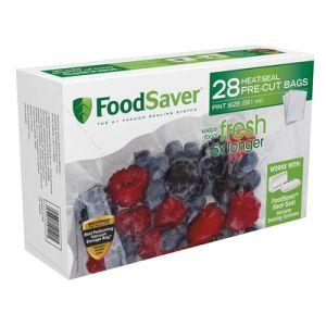 FoodSaver® Pint-Size Heat-Seal Bags
