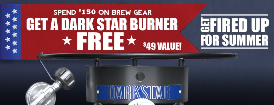 Dark Star Burner
