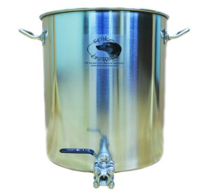 Spike Brewing Kettle