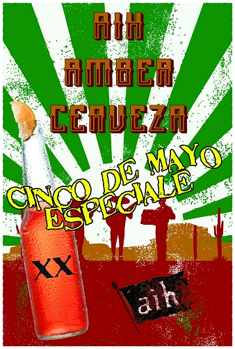 Cico de Mayo Amber Beer Homebrew Kit