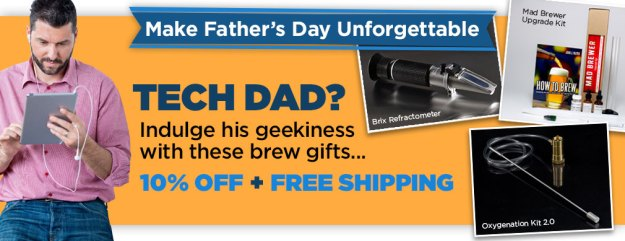 Northern Brewer Father's Day