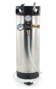 5 Gallon Ball Lock Keg System w/ Picnic Tap, USED Keg (#1)