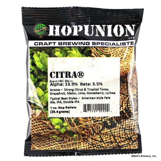 Citra® Hops - 1 oz Pellets