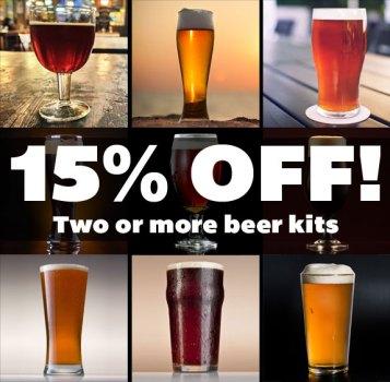 beer kit sale
