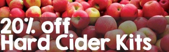 hard cider kit sale